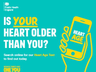 Know your heart age